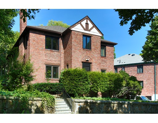 63 Gardner Road, Brookline, MA 02445