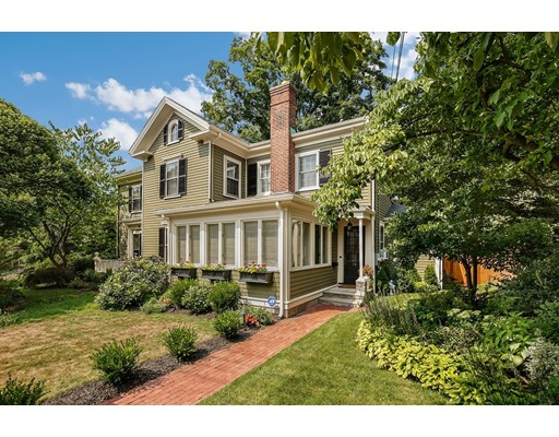 18 Myrtle Street, Winchester, MA 01890