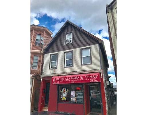 405 Chelsea Street, Boston, MA 02128