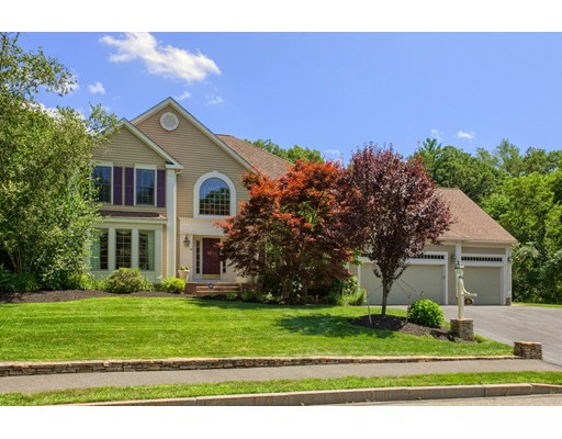 14 Olde Coach Road, North Reading, MA