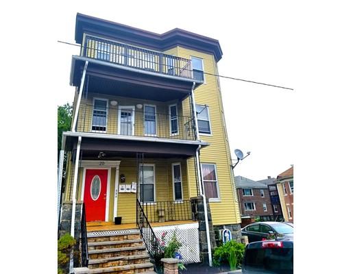 20 Floyd Street, Boston, MA 02124