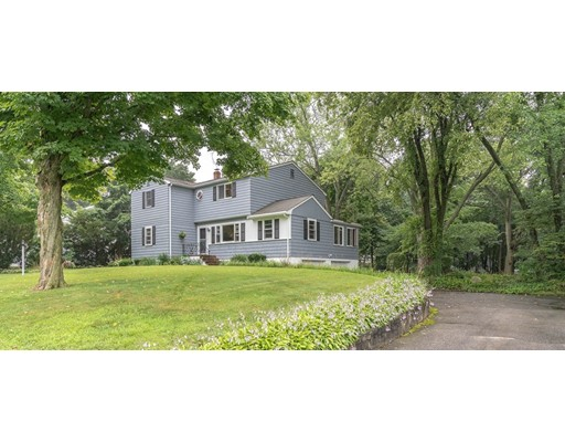 4 Wyman Road, Lexington, MA