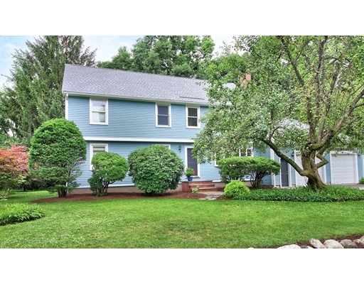 8 Sunny Knoll Terrace, Lexington, MA