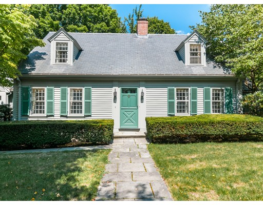 77 Fairway Road, Brookline, MA