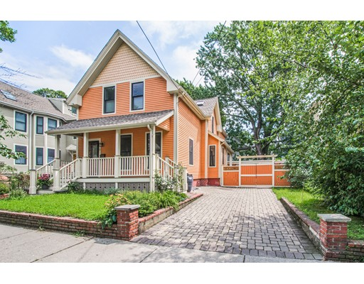 37 Wallace Street, Somerville, MA