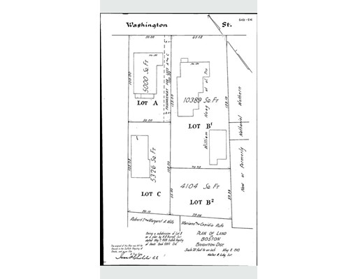 192R Washington Street, Lot B2, Boston, MA