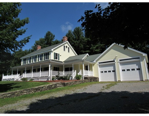 465 Jewett Hill Road, Ashby, MA