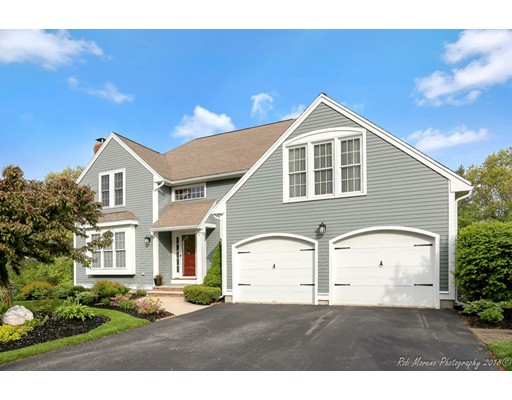 91 Weyland Circle, North Andover, MA