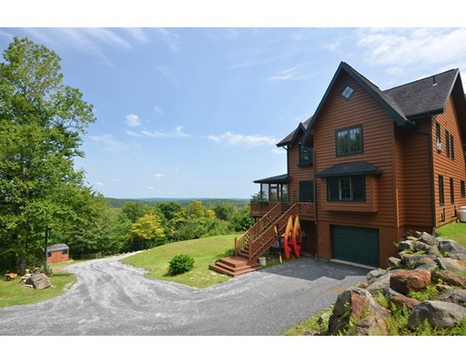 1297 Fred Snow Road, Becket, MA