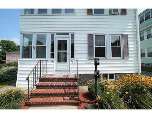 88 Maple Avenue, North Andover, MA 01845