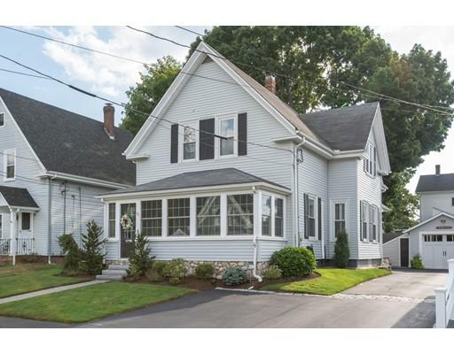 21 Laurel Street, Whitman, MA