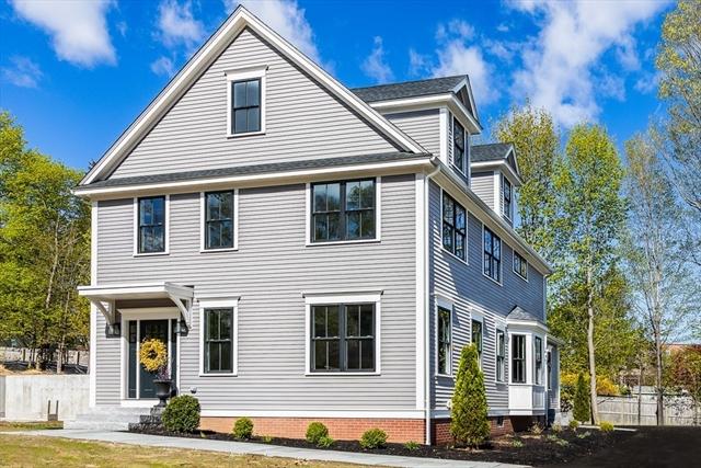 2 Hamilton Way (GPS 223 High St), Newburyport, MA, 01950, Essex Home For Sale