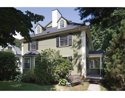 255 Clinton Road, Brookline, MA