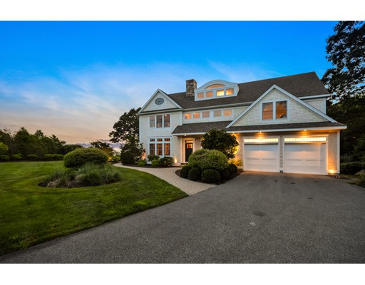 123 Oyster Pond Road, Falmouth, MA