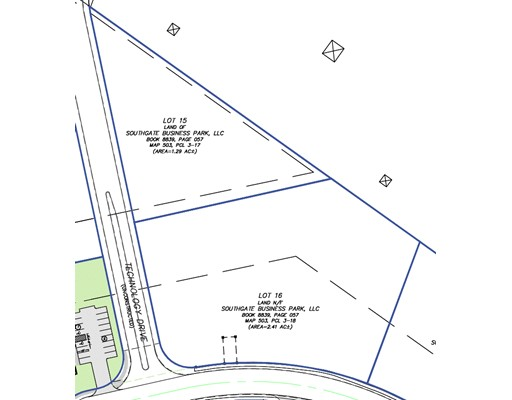 Lots 15,16 Research Drive, Leominster, MA 01453