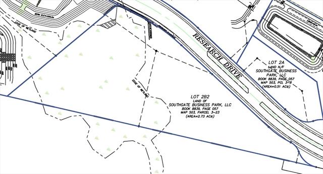 Lot 2B2 Research Drive Leominster MA 01453