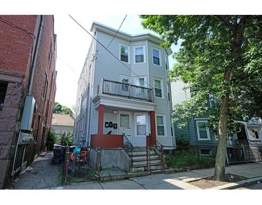 91 Burrell Street, Boston, MA 02119