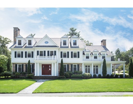 23 Pembroke Road, Wellesley, MA