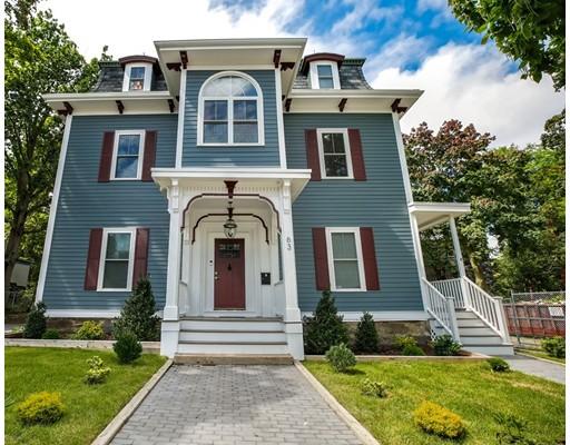 63 Perrin Street, Boston, MA 02119