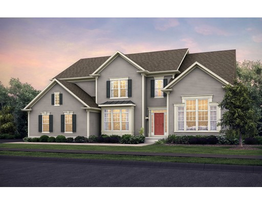 17 Woodlot Drive - Lot 23, Milton, MA