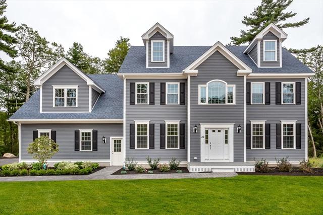 Lot 12 Saddleback Lane, Canton, MA, 02021, Norfolk Home For Sale