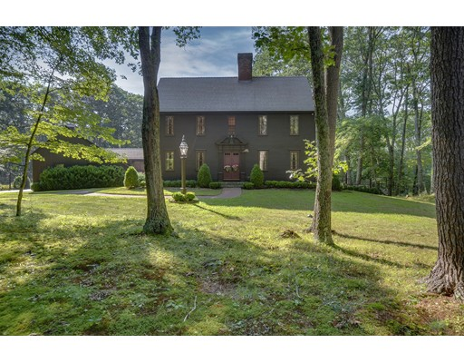 11 Partridge Lane, Boxford, MA 01921
