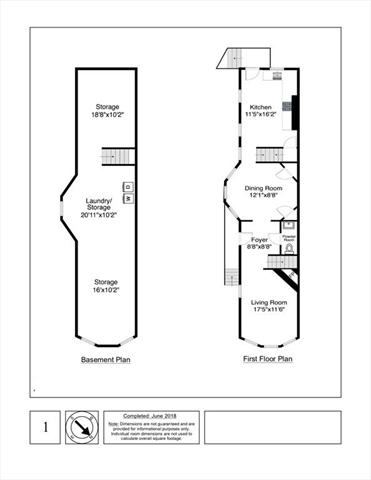 18 Mansfield, Boston, MA, 02134, Allston Home For Sale