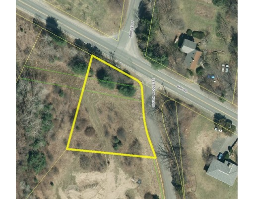 3 South Middle Street (lot 2), Amherst, MA