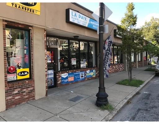 1057-1067 HYDE PARK AVE., Boston, MA 02136