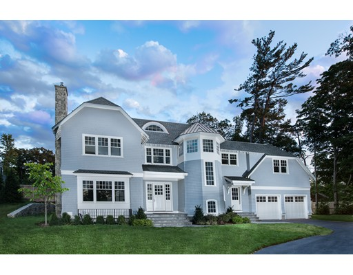 19 Crafts Road, Brookline, MA