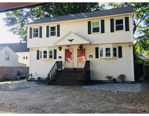 162 Sixth Street (rear), Lowell, MA 01850