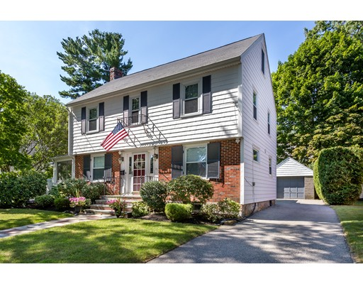 91 Plymouth Avenue, Milton, MA