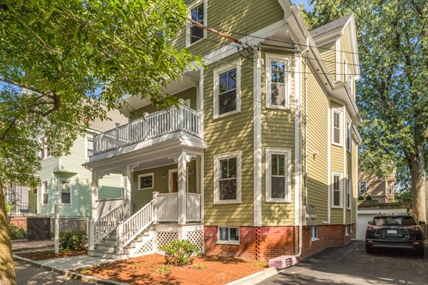 167 Willow Avenue, Somerville MA