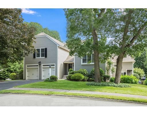 17 Oak Street, Wellesley, MA 02482