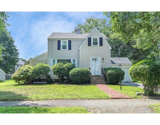 22 Farmington Road, Newton, MA