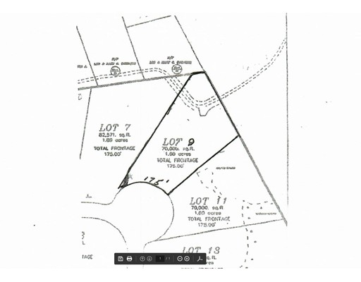 Lot 9 Nachaomet Road, Lakeville, MA