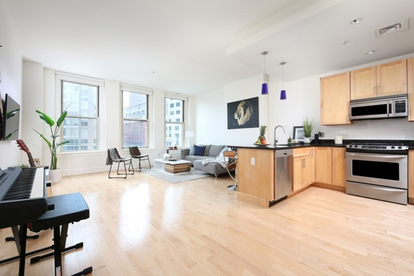 70 Lincoln St, Boston, MA, 02111, Leather District Home For Sale