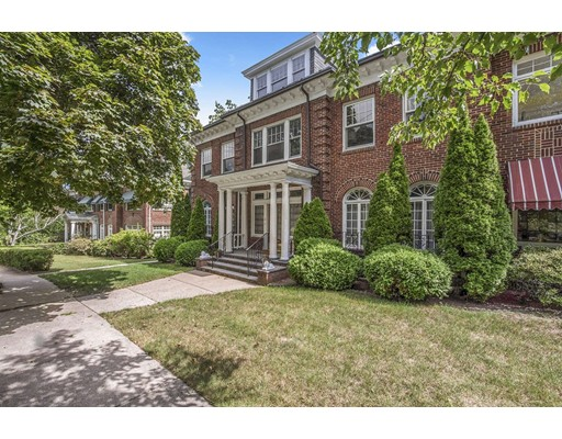14 Rawson Road, Brookline, MA 02445
