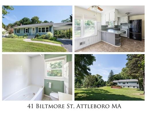 41 Biltmore Street, Attleboro, MA
