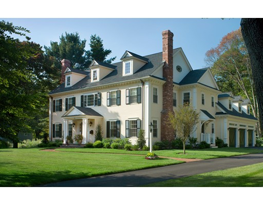 74 Edmunds Road, Wellesley, MA