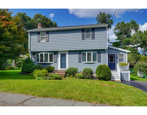 55 Mount Walley Road, Waltham, MA