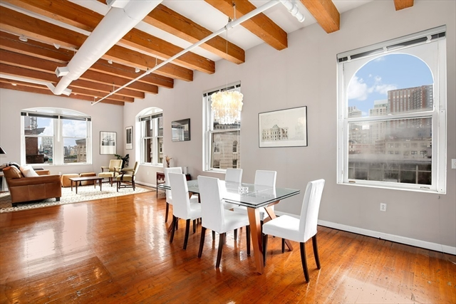 150 Lincoln St, Boston, MA, 02111, Leather District Home For Sale