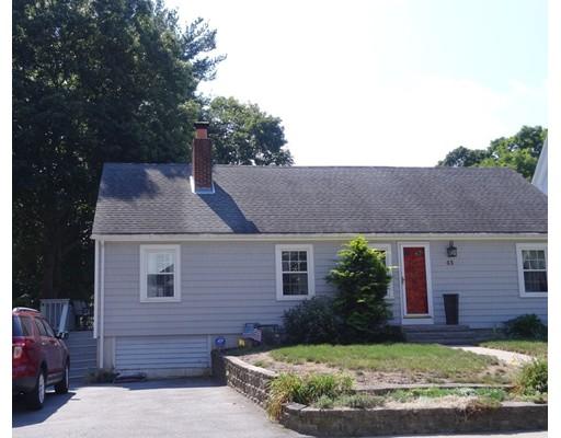 43 Warren Avenue, Marlborough, MA 01752