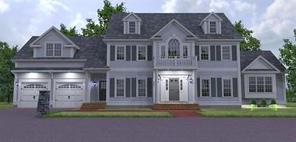 Lot 5 Horseshoe Lane, Canton, MA, 02021, Norfolk Home For Sale