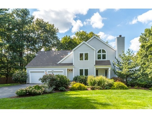 4 Russell Road, Lexington, MA