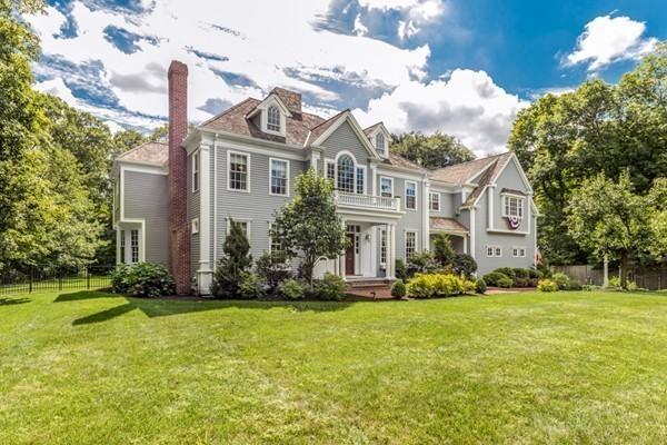 370 Hillside Street, Milton, MA, 02186, Norfolk Home For Sale