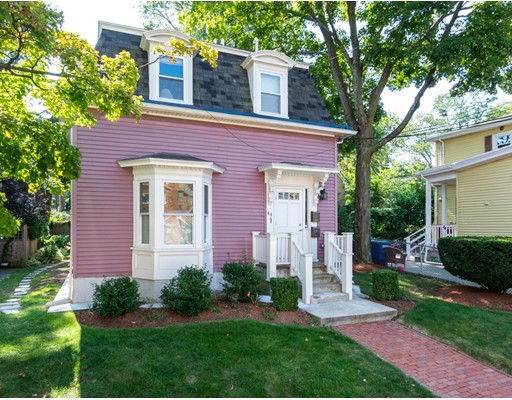44 Ivaloo, Somerville, MA 02143