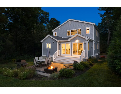 27 Old Road, Weston, MA