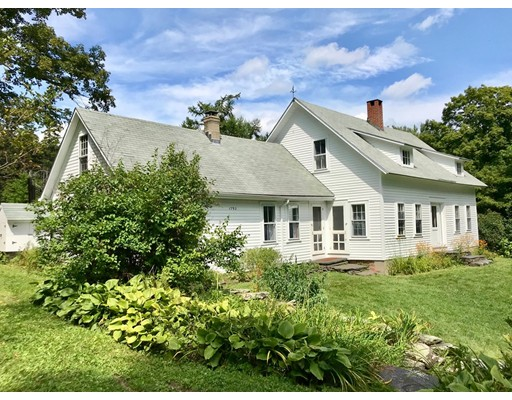 170 Stetson Brothers Road, Colrain, MA