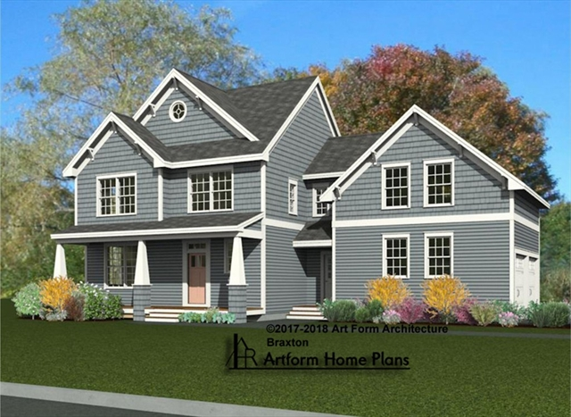 34 Elm St, Lot 1, Acton, MA, 01720, West Acton  Home For Sale